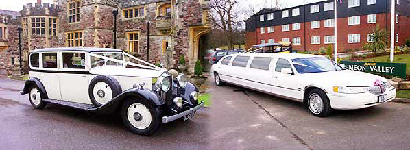Lawnswood Limousines Vintage Rolls Royce and Lincoln Stretch Limousine